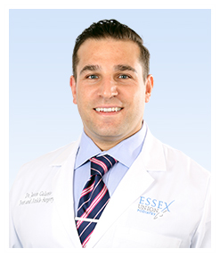 Dr. Jason Galante, podiatrist in Springfield NJ
