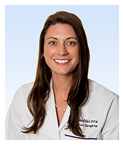 Dr. Sarah E. Haller, Podiatrist in NJ
